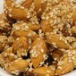 Recipe For Sesame Coated Almonds