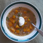 Moroccan Style Butternut Squash Stoup #SoupSaturdaySwappers