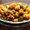 Aloo capsicum recipe – How to make alu capsicum recipe – side dish for rotis