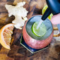 Moscow Muled x The Manhattan [food] Project, and the Moscow via Mexico City Mule