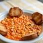 Zuppa di cicerchie (Grass Pea Soup)
