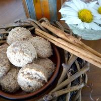 Almond Cinnamon cookies