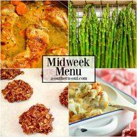 Midweek Menu #28 ~ Braised Chicken Thighs