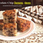 CHOCOLATE CHIP BANANA CAKE RECIPE