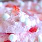 Strawberry Jell-O Fluff Salad