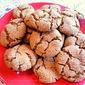 'Tis Cookie Season ~~~ Spicy Crinkle Cookies