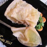 Croatian pork jelly