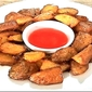 Yummylicious Fried Potato Wedges