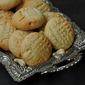 Eggless Coconut & Cashew Cookies
