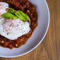Gail Simmons' Bloody Mary Eggs from Bringing it Home.