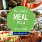 Skinnytaste Meal Plan (December 24 – December 30)
