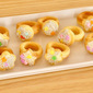 Ring Cookies 💍 | Japanese Cooking Video Recipe