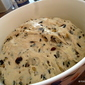 Wild Rice Honey Walnut Raisin round breads