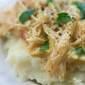 Crockpot Chicken & Garlic Gravy