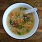 Rice Porridge With Seafood 干海鲜 稀饭 Dried Seafood Congee