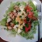 Rotisserie Chicken Salad with Homemade Italian Dressing
