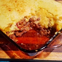 Simple Savory Tamale Pie