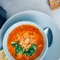 Turkish Tomato Orzo Soup