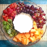 Skinny Fruit Dip