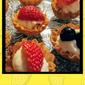 Mini Berry Lemon Cheesecake Tarts
