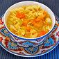 Pumpkin Chicken Noodle Soup; P.C. or not?