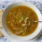 Chicken & Orzo Soup