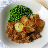 Lancashire Hot Pot for Two