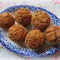 Small Batch Maple & Oatmeal Muffins