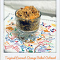 Cooking with Coffee mate natural bliss®... Featuring Tropical Coconut-Orange Baked Oatmeal #breakfast #oatmeal #comfortbowl
