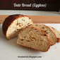 DATE BREAD (EGGLESS) RECIPE