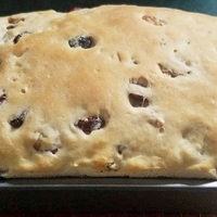 Cranberry Raisin Bread