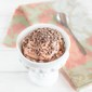 Keto Mexican Chocolate Cheesecake Mousse