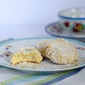 Moroccan Semolina and Almond Cookies; a Tuesdays with Dorie post