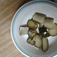 Ice box pickles