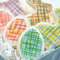 Easy Hand-Painted Easter Cookies