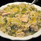 Turkey, Cabbage and Leek Risotto; a story