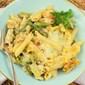 Chicken and Asparagus Pasta Bake #BakingBloggers