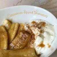 Cinnamon-Spiced Bananas