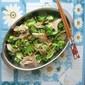 Broccoli Oyster Mushrooms Stir-Fry