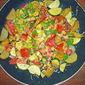 Zucchini Potato Skillet
