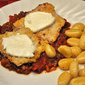 Veal Parmigiana; Easter Eggs