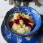 Creamy Rice Pudding with Cinnamon Sugar