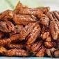 Spicy Sugared Pecans Makes 2 cups Ingredients* ½ cup confectioners sugar* ¾ teaspoon kosher salt* ½...