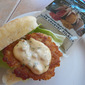 Cod Cake Sliders with Healthy Solutions Herb Crusted Tilapia Seasoning