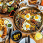 Out to Brunch: Brunch Feast at Boqueria Penn Quarter