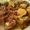 Slow Cooker version of roast lamb in lemon and garlic sauce: Arni Psito me Patatas