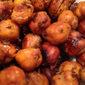 Crunchy Chickpeas 3 Ways