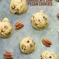 Mini Chocolate Chip Pecan Cookies