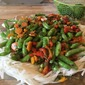 Stir-Fried Snap Peas and Noodles With Fish Sauce and BasilA quick stir-fry with noodles and crunchy...