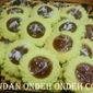 Pandan Ondeh Ondeh Cookies